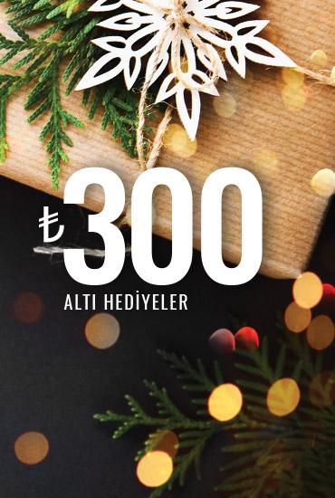 300 TL VE ALTI