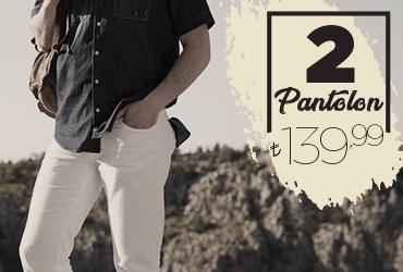 2 PANTOLON 139.99 TL