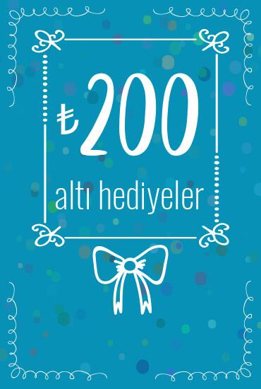 200 TL VE ALTI