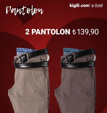 2 PANTOLON