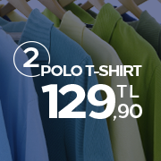 2 T-Shirt 129.90TL