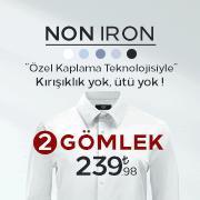 Non Iron Gömlek