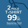 2 T-Shirt 99.90TL