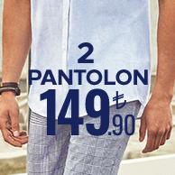 2 Pantolon 149.90TL