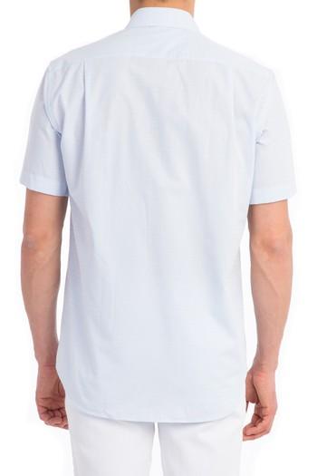 Kısa Kol Düz Gömlek
