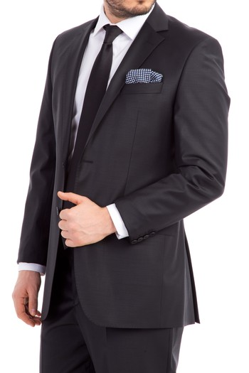 Düz Klasik Takım Elbise