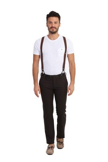 Askılı Slimfit Spor Pantolon