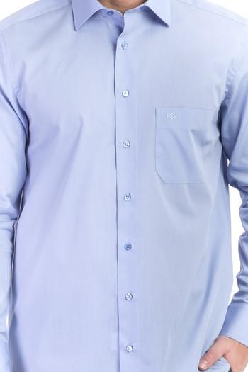 Uzun Kol Düz Klasik Gömlek