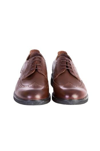 Kauçuk Taban Deri Ayakkabı