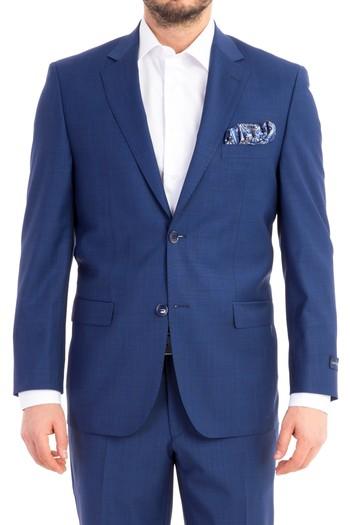 İtalyan Ekose Takım Elbise