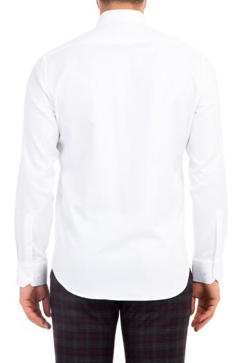 Uzun Kol Slimfit İtalyan Gömlek