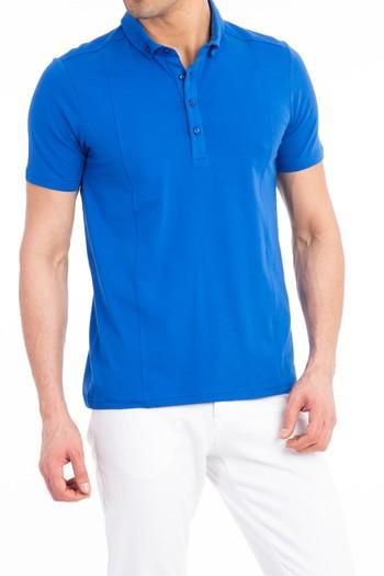 Polo Yaka Slimfit Süprem Tişört