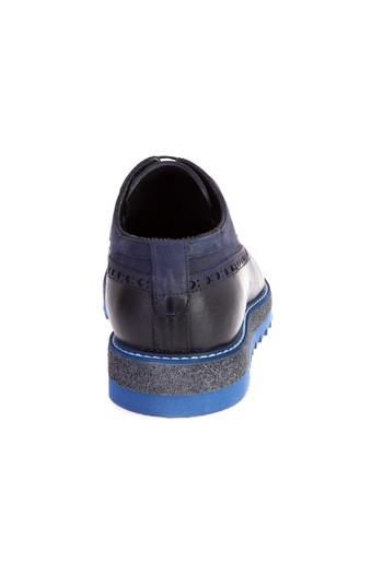 Eva Taban Deri Ayakkabı