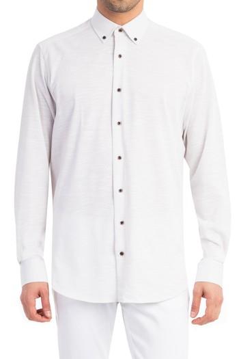 Uzun Kol Örme Gömlek