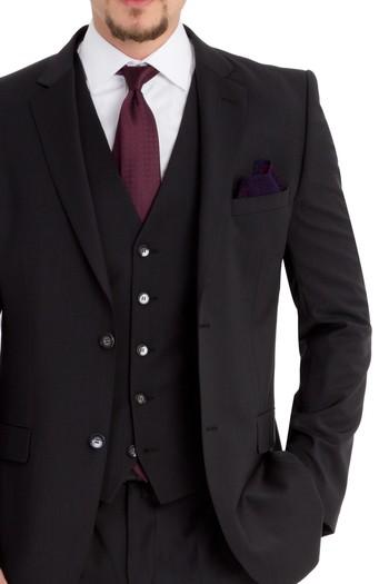 Düz Yelekli Takım Elbise