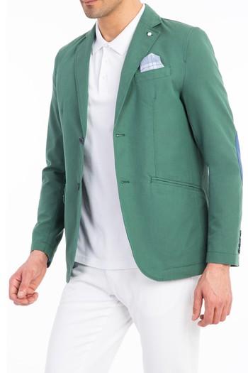 Astarsız Oxford Ceket