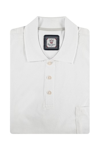 Büyük Beden Polo Yaka Tişört