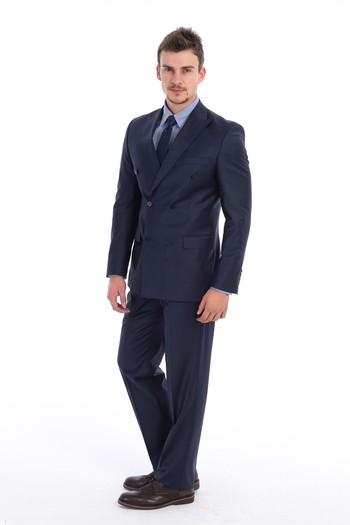 Kruvaze Takım Elbise