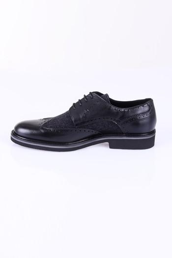 Kumaş Deri Ayakkabı