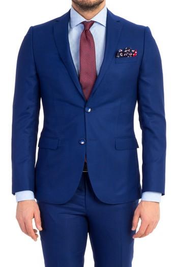 Süper Slimfit Astarsız Takım Elbise