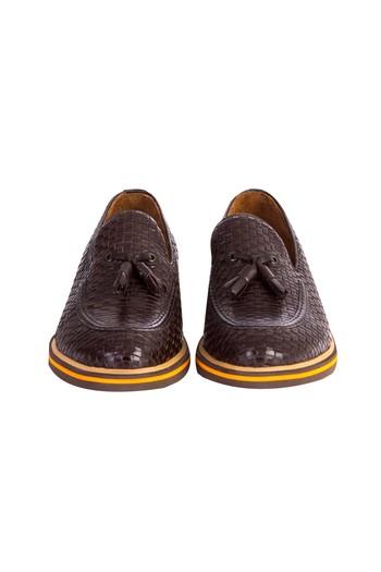 Eva Taban Örgü Ayakkabı