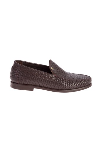 Örgü Desenli Ayakkabı