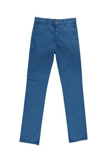 Slimfit Desenli Spor Pantolon