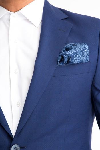 İtalyan Desenli Takım Elbise