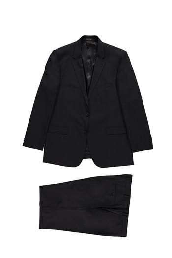Erkek Giyim - King Size Ekose Takım Elbise