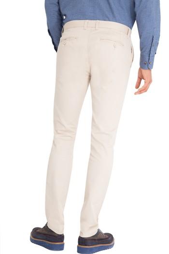 Slimfit Desenli Pantolon