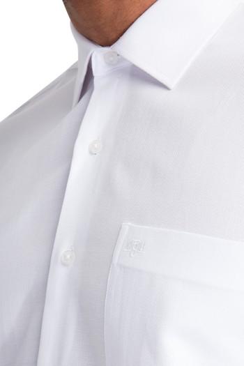 Kısa Kol Desenli Gömlek