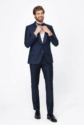 Erkek Giyim - Şal Yaka Slim Fit Smokin / Damatlık