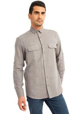 Uzun Kol Oduncu Desenli Gömlek