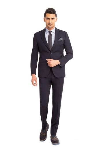 İtalyan Slimfit Takım Elbise