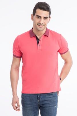 Polo Yaka Düz Regular Fit T-Shirt
