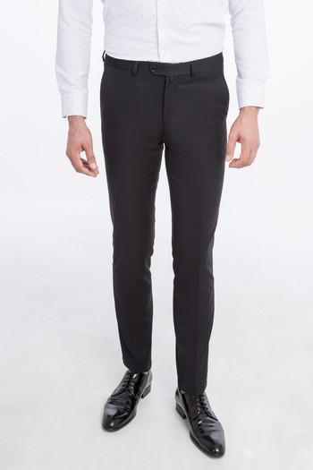 Klasik Desenli Pantolon