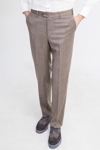 Flanel Düz Pantolon