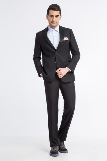 Erkek Giyim - Mono Yaka Smokin / Damatlık