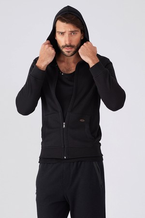 KAPÜŞONLU SLIMFIT SWEAT