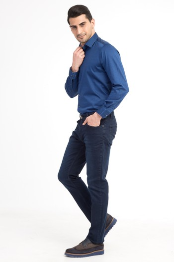 Slimfit Denim Pantolon