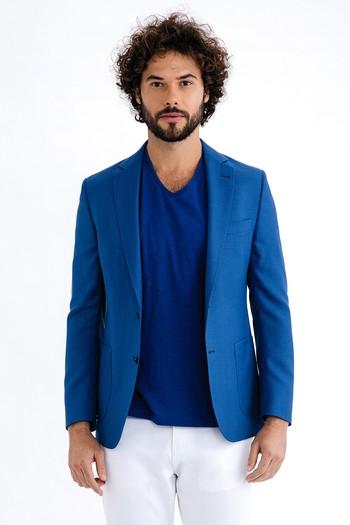 Erkek Giyim - Klasik Oxford Ceket