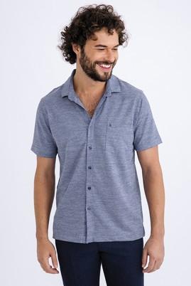 Polo Yaka Tasarım Süprem Regular Fit Tişört