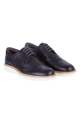 Bağcıklı Casual Deri Ayakkabı