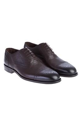 Klasik Bağcıklı Deri Ayakkabı