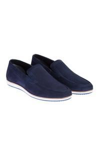 Nubuk Loafer Ayakkabı