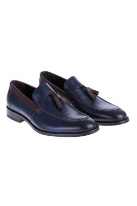 Casual Püsküllü Deri Ayakkabı