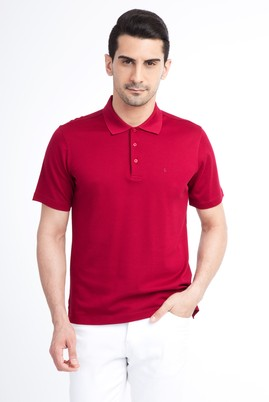 Polo Yaka Merserize Regular Fit Tişört
