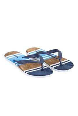 Erkek Giyim - Lacivert 43 43 Plaj Terliği