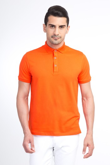 Regular Fit Polo Yaka Tişört