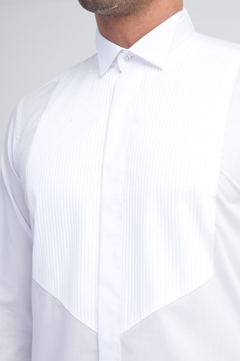 Ata Yaka Slim Fit Gömlek